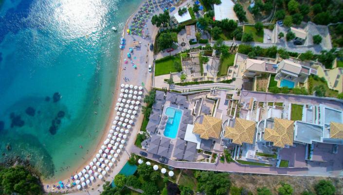 """Exterior Interior & Architecture Desigh """"Prima Vista"""" Hotel Sivota Greece"""
