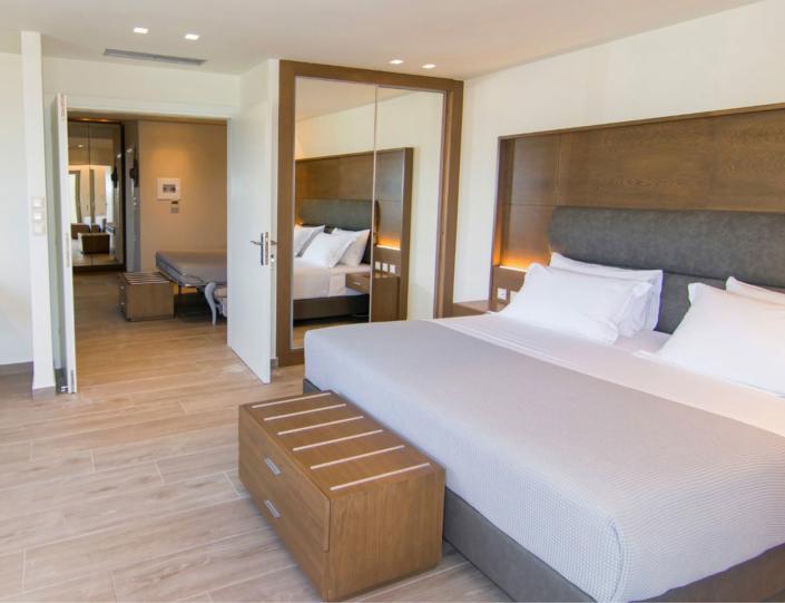 "Interior Design ""Prima Vista Hotel"" Bedroom"