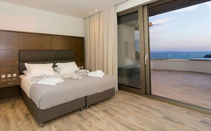 """Interior Design """"Prima Vista Hotel"""" in to sea view"""