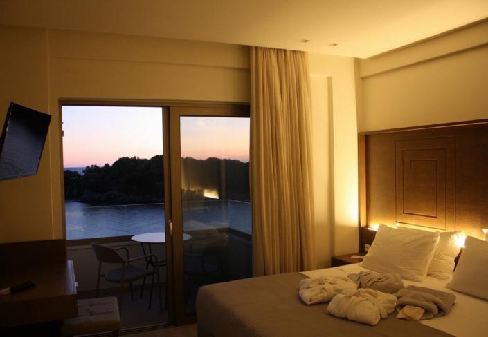 """Interior Design """"Prima Vista Hotel"""" sea view"""