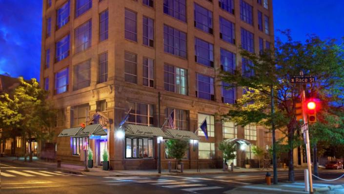 """Interior Design """"Four Points"""" Hotel """"Four Point"""" Hotel Philladelphia"""