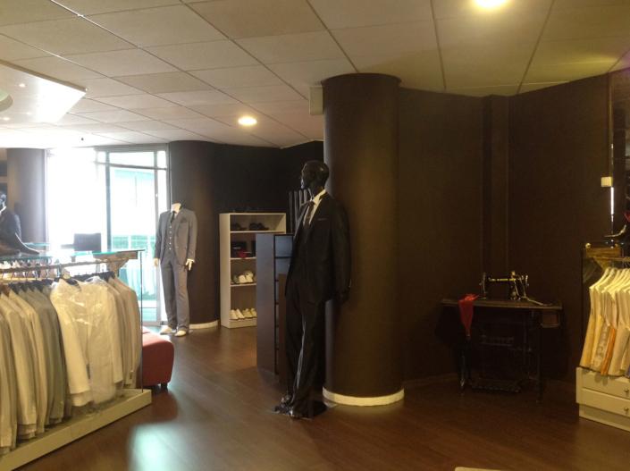 """Interior Design """"Atelier Zolotas"""" 1st floor mans room"""