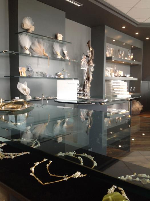"""Interior Design """"Atelier Zolotas"""" floor of wedding overview"""
