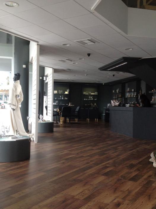 "Interior Design ""Atelier Zolotas"" Reception ground floor"