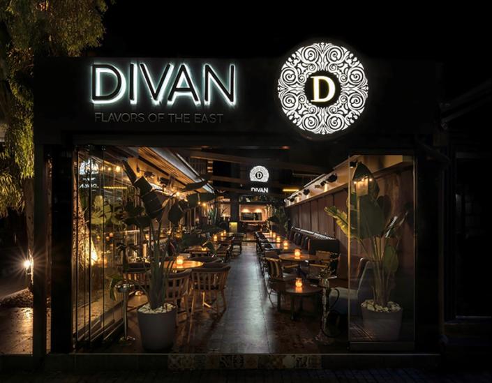 """Exterior Interior & Architecture Design """"Divan"""""""