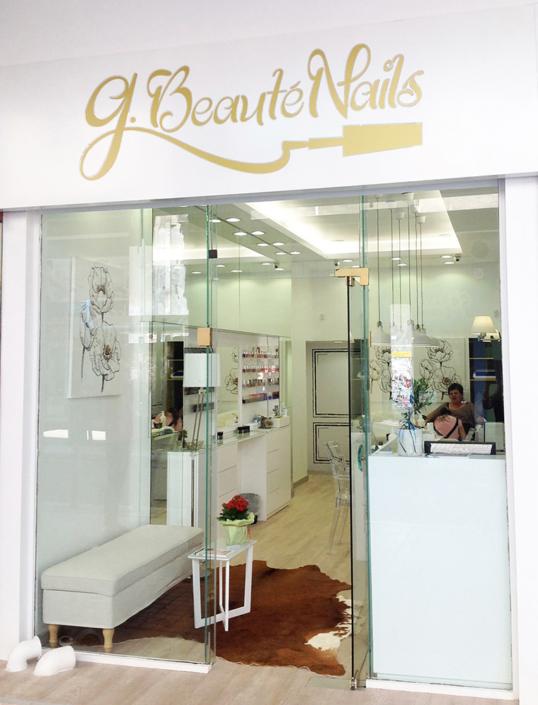 """Exterior Interior Design """"gbeaute nails"""""""