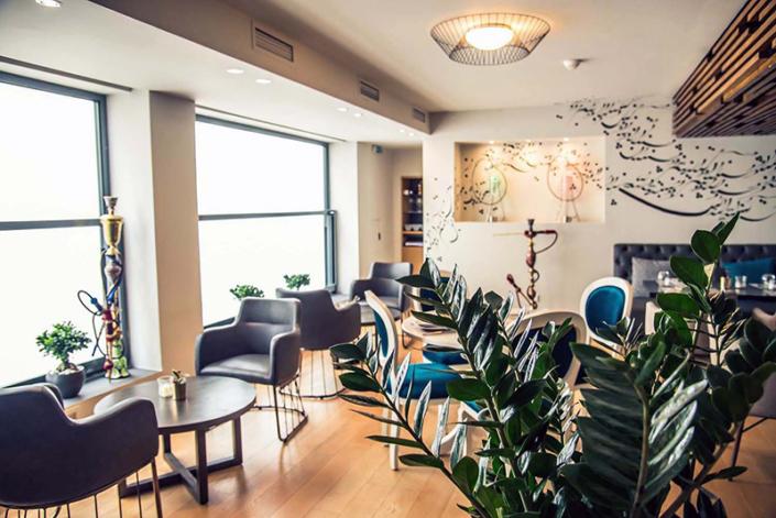 """Interior Design Architecture """"Divan"""" sofa"""