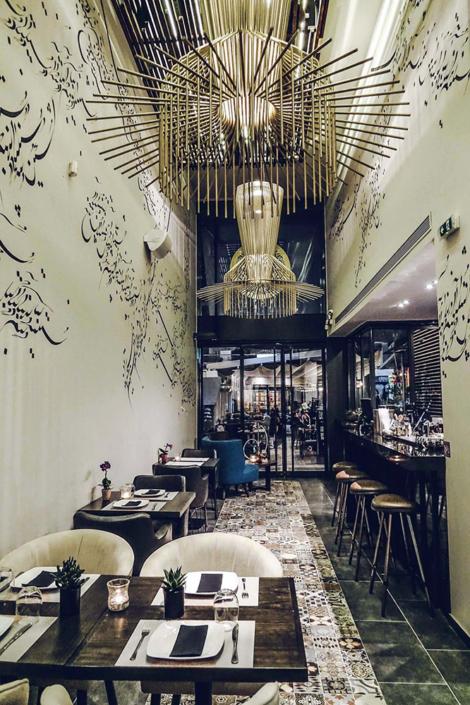 Interior Design Architecture Divan in to out
